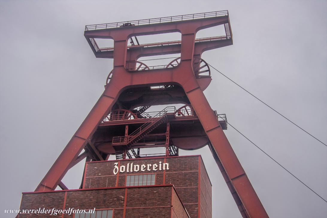 Zollverein Coal Mine Industrial Complex in Essen - The Zollverein Coal Mine Industrial Complex in Essen consists of the complete infrastructure of the former coal mine. Zollverein was...