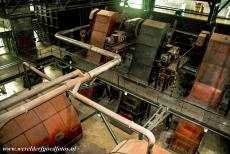 Zollverein Coal Mine Industrial Complex in Essen - Zollverein Coal Mine Industrial Complex in Essen: The machinery of the coal washing plant, the largest building of Zeche Zollverein. Nowadays, the...