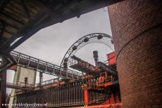 Zollverein Coal Mine Industrial Complex in Essen - Zollverein Coal Mine Industrial Complex in Essen: A ride in the Zollverein ferris wheel offers nice views inside a coke oven. When...