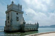 Tower of Belém - The Tower of Belém is the most important building of the Portuguese Manueline style. The tower was part of a larger...