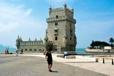 Tower of Belém - The Tower of Belém is a fortified tower located in the Belém District of Lisbon. The tower is the most important...
