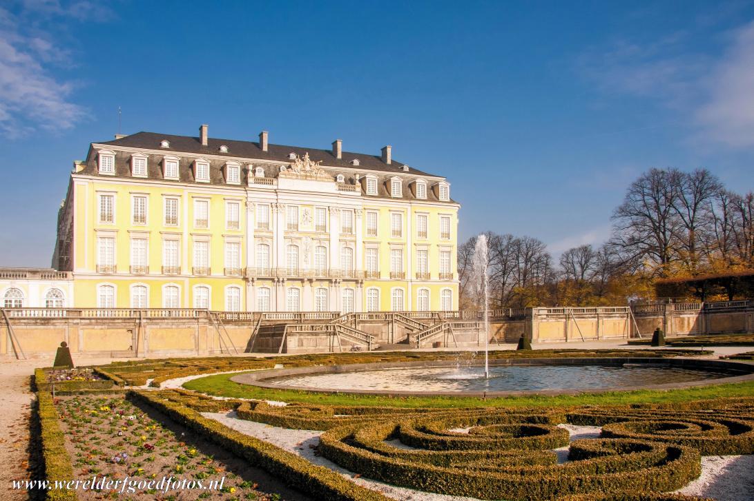Slot augustusburg bruhl