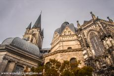 Aachen Cathedral - Aachen Cathedral was on completion the largest cathedral north of the Alps. Aachen Cathedral became an important meeting place for...