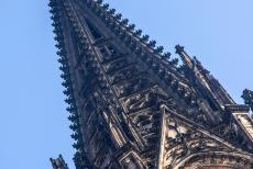 Cologne Cathedral - Cologne Cathedral: One of the spires. Cologne Cathedral has eleven church bells. The Sankt Petrus Glocke (St. Peter's Bell), also known as...