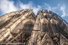 Cologne Cathedral - Cologne Cathedral was built between 1248 and 1880, with interruptions, it took 632 years! It is the largest cathedral in Germany and...