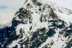 Swiss Alps Jungfrau-Aletsch - Swiss Alps Jungfrau-Aletsch: The summit of the Jungfrau (maiden). The Jungfrau is the third-highest mountain of the Bernese Alps. The...