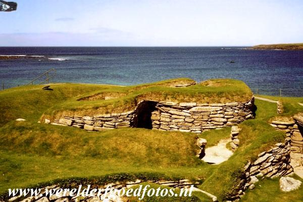 Neolithisch Orkney - The Heart of Neolithic Orkney: The Neolithic settlement of Skara Brae is situated on the Bay of Skaill on the west coast of Mainland Orkney, the...
