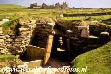 Neolithisch Orkney - Heart of Neolithic Orkney: The Neolithic settlement of Skara Brae on Mainland Orkney was built in 3100 - 2500 BC. Skara Brae was inhabited before...