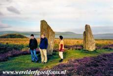 Neolithisch Orkney - Heart of Neolithic Orkney: The Ring of Brodgar is situated on Mainland Orkney. The stone circle was erected between 2500 BC - 2000...