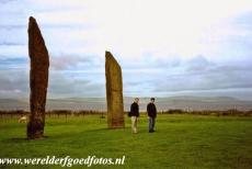 Neolithisch Orkney - Heart of Neolithic Orkney: The Standing Stones of Stenness date from at least 3000 BC. Only 4 stones of the Standing Stones of Stenness have...