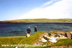 Neolithisch Orkney - Heart of Neolithic Orkney: In the winter of 1850, a heavy storm stripped the grass of a dune and the ancient settlement of Skara Brae was...