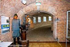 Defence Line of Amsterdam - The Mice Fortress was one the fortresses of the New Dutch Water Line, it was built in 1874-1877. The fortress served to protect the...