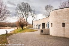 Defence Line of Amsterdam - Defence Line of Amsterdam: The Fortress at Vijfhuizen is completely surrounded by water of the Ringvaart. During WWII, the Germans...