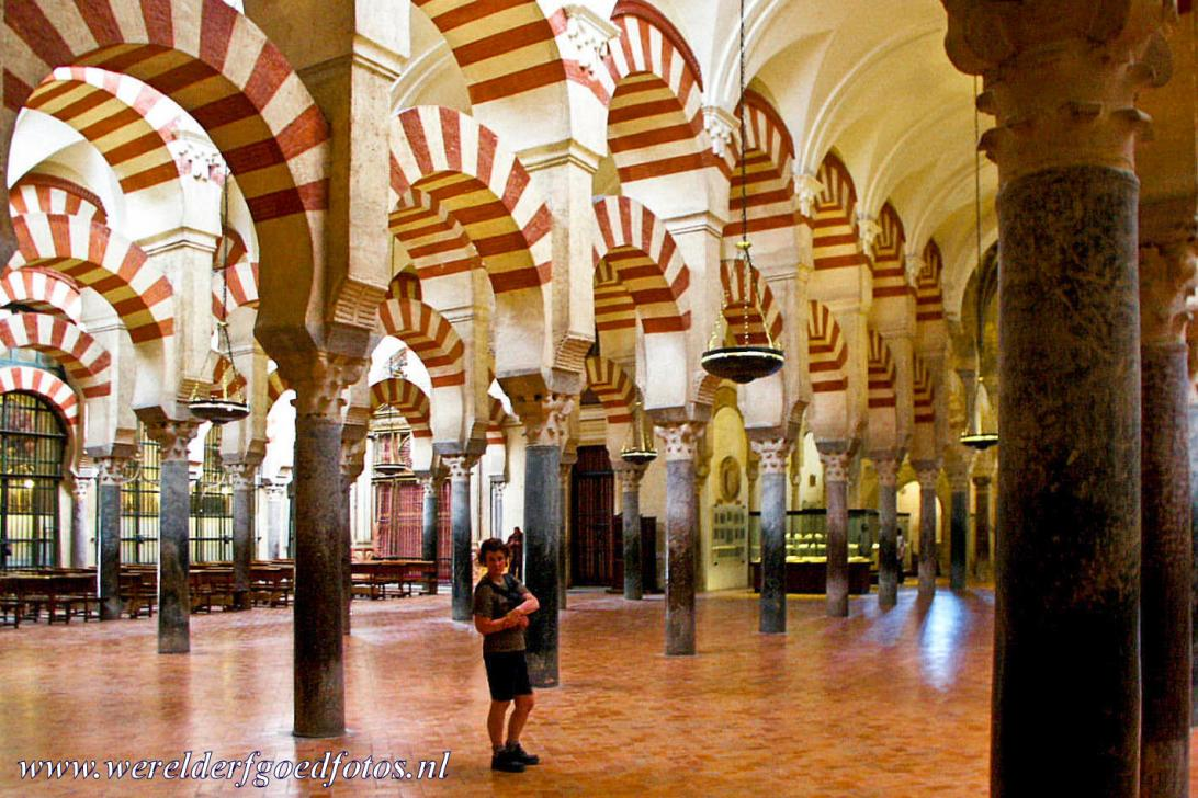 Historic Centre of Córdoba - Historic Centre of Córdoba: Important architectural elements of the Mezquita of Córdoba, the Great Mosque of...