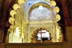 Historic Centre of Córdoba - Historic Centre of Córdoba: The 13th century Royal Chapel inside the Great Mosque of Córdoba. The Mosque of Córdoba...