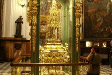 Historic Centre of Córdoba - Historic Centre of Córdoba: The 16th century Corpus Christi monstrance is one of the treasuries of the Cathedral of...