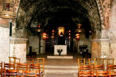 Chartres Cathedral - Chartres Cathedral: A chapel in the crypt, the crypt of Chartres Cathedral is the largest crypt in France. Chartres...