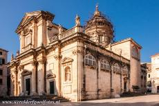 Old City of Dubrovnik - Old City of Dubrovnik: The Dubrovnik Cathedral of the Assumption of the Virgin Mary replaced an older cathedral that was completely destroyed...