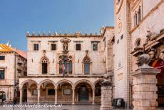 Old City of Dubrovnik - Old City of Dubrovnik: The 16th century Sponza Palace was a customs house and warehouse. The palace remained in public use until the 19th...