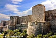 Old City of Dubrovnik - The Old City of Dubrovnik is completely surrounded by defensive walls and fortresses. The city walls of Dubrovnik were built in the 10th...