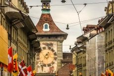 Old City of Bern - Old City of Bern: The Clock Tower, the famous Zytglogge or Zeitglockenturm, is one of the symbols of the city of Bern. The tower houses...