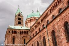 Speyer Cathedral - Speyer Cathedral: The construction of the cathedral started in 1030 under the Salian Emperor Konrad II, he wanted to build the most impressive and...
