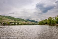 Upper Middle Rhine Valley - Upper Middle Rhine Valley: The Free State Bottleneck, Freistaat Flaschenhals, near Kaub. After WWI, Germany was divided into occupation zones. Due...