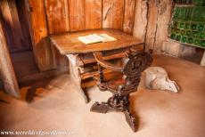 Wartburg Castle - The Luther Room (Lutherstube) is the most famous room in Wartburg Castle, from May 1521 until March 1522, Martin Luther stayed at Wartburg Castle....