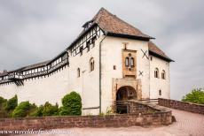 Wartburg Castle - Wartburg Castle: The Gatehouse was built in 1150. The Wartburg is only accessible via a small drawbridge and the Gatehouse. Wartburg Castle...
