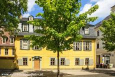 Classical Weimar - Classical Weimar: The Schiller House. The German classical playwright Friedrich Schiller lived in this house from 1802 until his death...