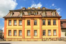 Classical Weimar - Classical Weimar: The Wittums Palace was built from 1767 to 1769, the Baroque palace was the widow's residence of Duchess Anna...
