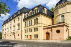 Classical Weimar - Classical Weimar: Duchess Anna Amalia von Sachsen-Weimar-Eisenach had the 16the century Green Palace rebuilt to house a library. The...