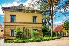Classical Weimar - Classical Weimar: The 18th century Liszt House is nowadays a museum, the study of the famous Hungarian composer is preserved. Franz...