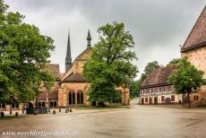 Maulbronn Monastery Complex - The Maulbronn Monastery was founded in 1147. The Maulbronn Monastery is considered the most complete and best preserved medieval monastery complex...