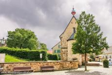 Abbey of Lorsch - Abbey of Lorsch: The King's Hall and the ruins of the abbey church are the only remaining parts of the Abbey of Lorsch. The function...