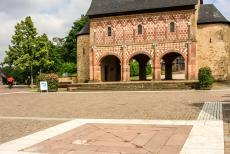 Abbey of Lorsch - The Abbey of Lorsch was abandoned after the Reformation. During the Thirty Years' War (1618-1648), the Abbey of Lorsch was heavily...