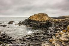 Giant's Causeway and Causeway Coast - Giant's Causeway and Causeway Coast: The Middle Causeway and Grand Causeway. The Giant's Causeway is the result of a...