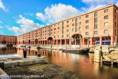 Liverpool - Mercantile City - Liverpool-Maritime Mercantile City: Albert Dock. The Port of Liverpool played a major role in the development of dock construction, port...