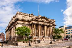 Liverpool - Mercantile City - Liverpool - Maritime Mercantile City: The County Sessions House, the former courthouse, was built between 1882 -1884. The building is situated on...