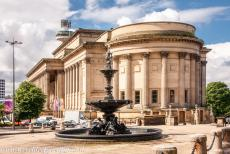 Liverpool - Mercantile City - Liverpool - Maritime Mercantile City: St. George Hall was built between 1840 -1855. St. George Hall is built in Grecian style externally with...