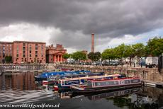 Liverpool - Mercantile City - Liverpool - Maritime Mercantile City: In the very heart of Albert Dock rises the tall chimney of the Pump House. The Port of Liverpool...