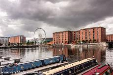 Liverpool - Mercantile City - Liverpool - Maritime Mercantile City: The Salthouse Dock was built in the period 1734-1753. The Salthouse Dock is the oldest existing dock in...