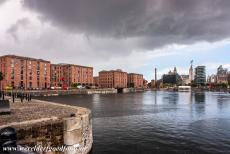 Liverpool - Mercantile City - Liverpool - Maritime Mercantile City: The Albert Dock was opened in 1846 by Prince Albert. The Albert Dock was the first structure in Britain to...