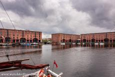 Liverpool - Mercantile City - Liverpool - Maritime Mercantile City: The Albert Dock Warehouses were opened in 1846 -1847, the iconic warehouses were fireproof. Albert...