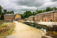 Derwent Valley Mills - Derwent Valley Mills: The Cromford Mill is a site of historical importance, Richard Arkwright began a new system of cotton manufacture,...