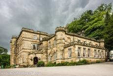 Derwent Valley Mills - Derwent Valley Mills: Willersley Castle was built for Richard Arkwright, the founder of the cotton mills in the Derwent Valley. The...