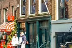 Canal Ring Area of Amsterdam - Canal ring area of Amsterdam inside the Singelgracht: The House of Anne Frank. The House of Anne Frank is located at the Prinsengracht...