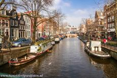 Canal Ring Area of Amsterdam - Canal Ring Area of Amsterdam inside the Singelgracht: The Spiegelgracht (Mirror Canal). The small Spiegelgracht is situated close to the...