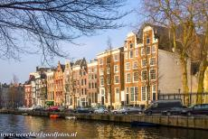 Canal Ring Area of Amsterdam - Seventeenth-century Canal Ring Area of Amsterdam inside the Singelgracht: The Golden Bend is a stretch of the Herengracht and is...