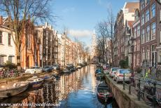 Canal Ring Area of Amsterdam - Seventeenth-century Canal ring area of Amsterdam: The so-called 9 Little Streets, De 9 Straatjes, is a popular area in...